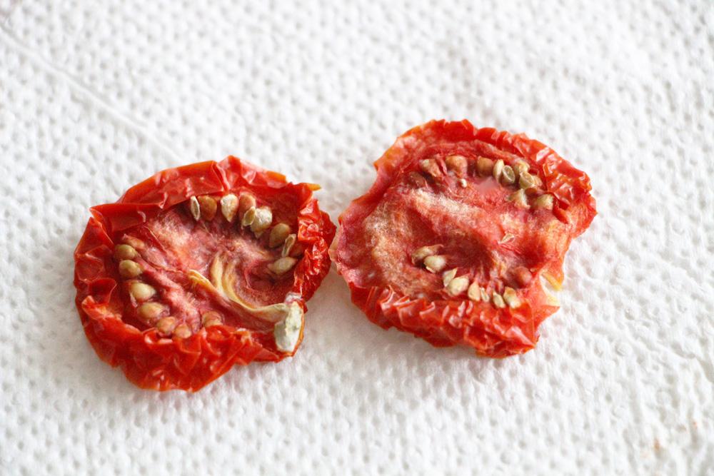getrocknete Tomate
