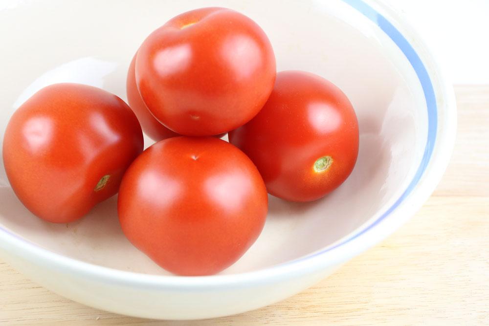 reife, frische Tomaten