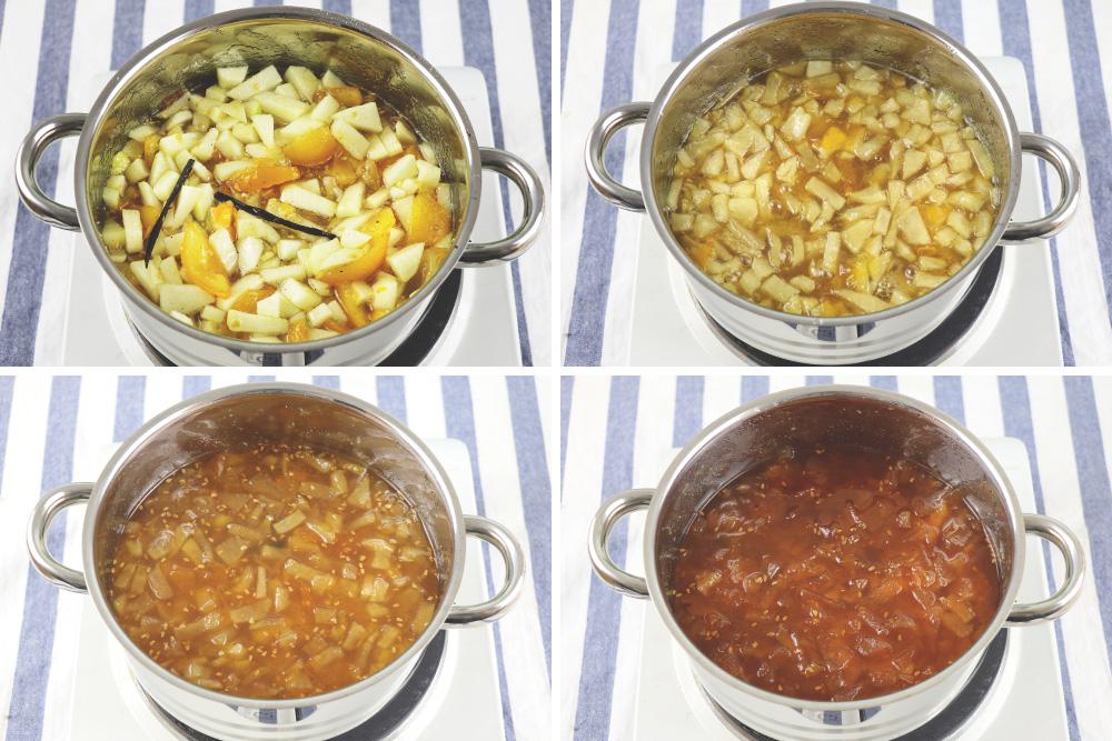 Rezept für Tomatenmarmelade