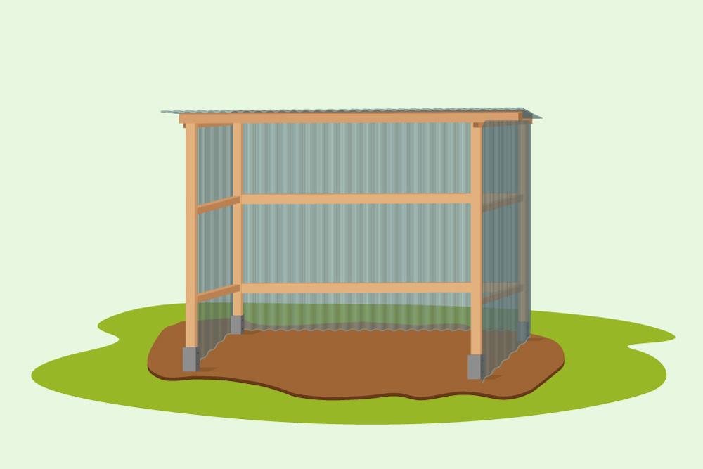 DIY - Tomatenhaus - Anleitung - Schritt 8