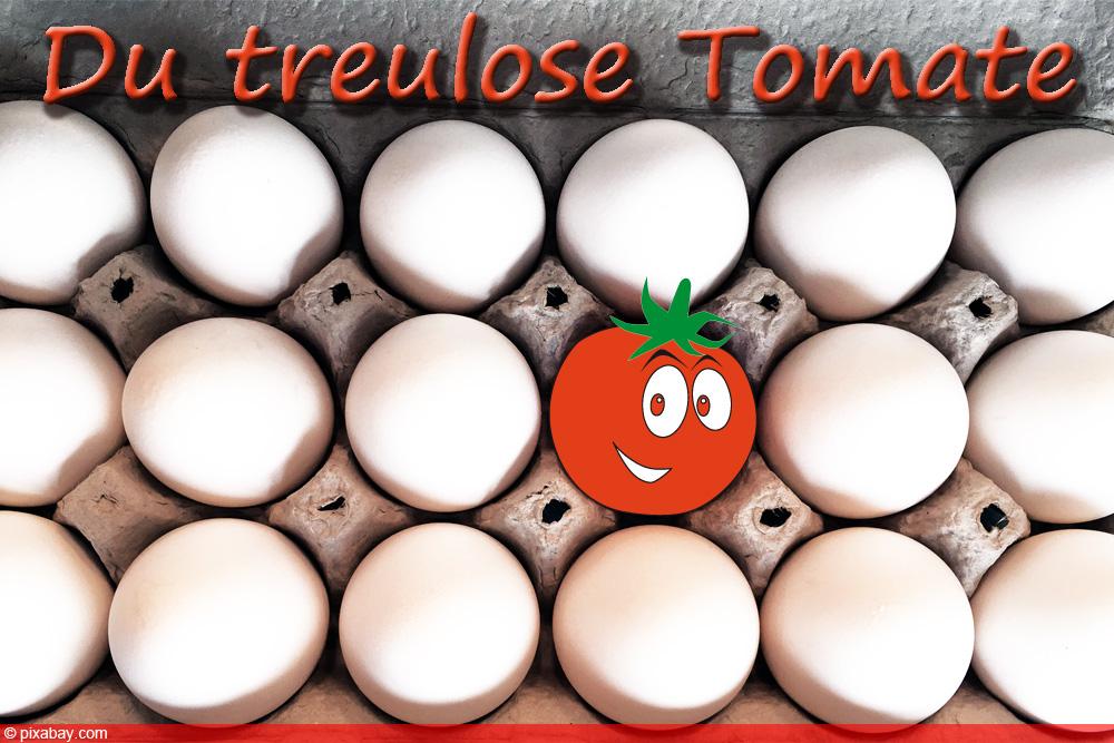 Du Treulose Tomate Spruche Und Redensarten Rund Um Tomaten