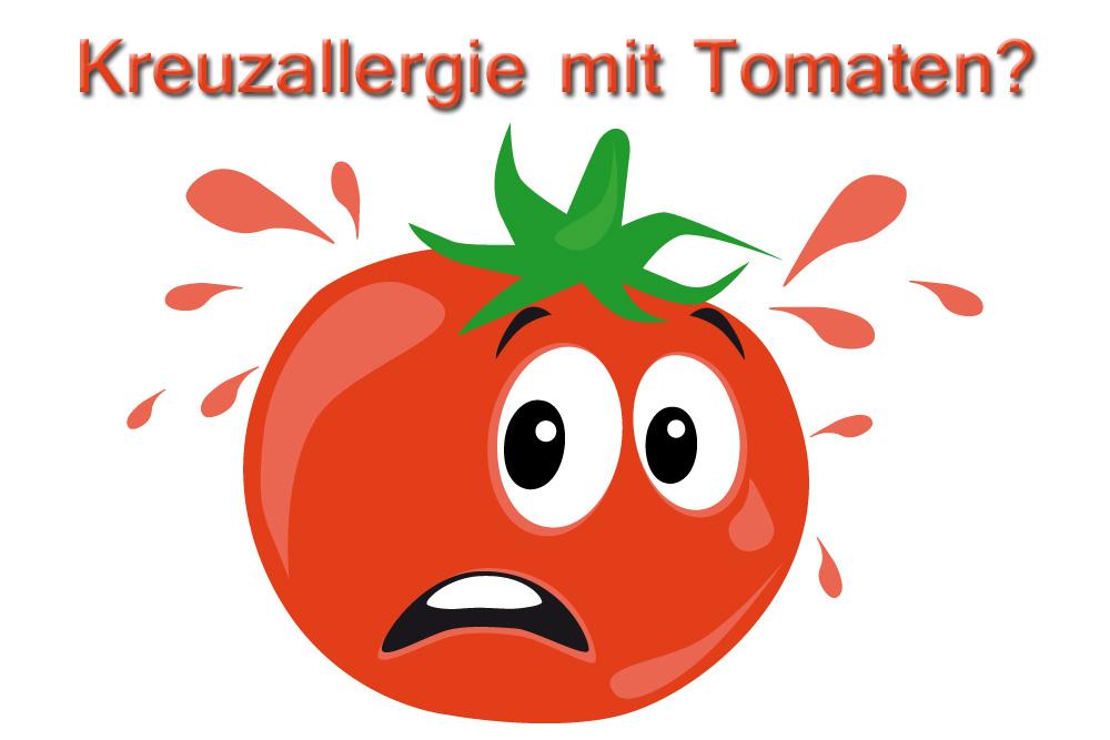 Kreuzallergie mit Tomaten